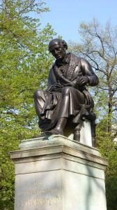 Samuel-Hahnemann-Denkmal